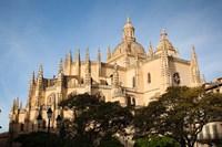 Segovia Cathedral Segovia Spain