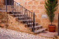 Spain, Andalusia Street scene in the town of Banos de la Encina by Julie Eggers - various sizes