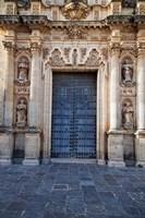 Spain, Andalusia, Cadiz, Arcos De la Fontera Saint Peter's Church by Julie Eggers - various sizes