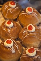 Spain, Castilla y Leon, Yemas de Avila, Sweets by Walter Bibikow - various sizes