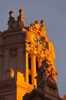 Spain, Madrid, Palacio de Communicaciones by Walter Bibikow - various sizes