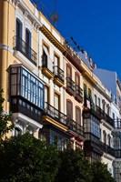 Spain Seville Avenida Constitucion Avenue