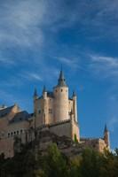 The Alcazar, Segovia, Spain by Walter Bibikow - various sizes