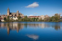 View from the Tormes River, Salamanca, Spain by Walter Bibikow - various sizes