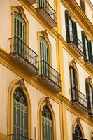 Birth Place of Pablo Picasso, Malaga, Spain by Walter Bibikow - various sizes