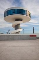 Centro Niemeyer, Aviles, Spain by Walter Bibikow - various sizes