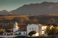 Llanes Lighthouse, Llanes, Spain Fine Art Print