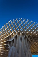 Metropol Parasol, Plaza de la Encarnacion, Seville, Spain by Walter Bibikow - various sizes