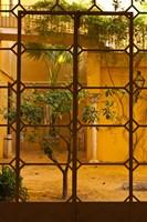 Palacio de la Condesa de Lebrija Courtyard, Seville, Spain Fine Art Print