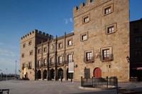 Palacio de Revillagigedo, Gijon, Spain by Walter Bibikow - various sizes