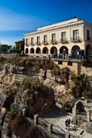 Plaza de Espana, Ronda, Spain by Walter Bibikow - various sizes - $45.99