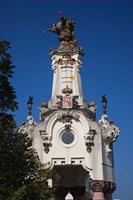 Puente Maria Cristina, San Sebastian, Spain by Walter Bibikow - various sizes
