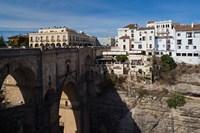 Puente Nuevo Bridge, Ronda, Spain by Walter Bibikow - various sizes