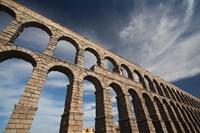 Roman Aqueduct, Segovia, Spain by Walter Bibikow - various sizes