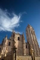 Segovia Cathedral, Segovia, Spain by Walter Bibikow - various sizes