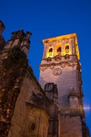 Spain, Andalusia Bell tower of the Santa Maria De La Asuncion Church by Julie Eggers - various sizes
