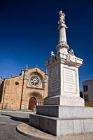 Spain, Avila St Peter's Church in the Plaza De Santa Teresa by Julie Eggers - various sizes