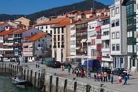 Spain Basque Country Vizcaya Lekeitio Harbor