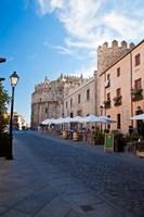 Spain, Castilla y Leon Region Restaurants along the City of Avila by Julie Eggers - various sizes