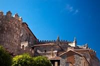 Spain, Castilla y Leon Region, Avila Avila Cathedral detail by Julie Eggers - various sizes
