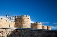 Spain, Castilla y Leon Scenic Medieval City Walls of Avila by Julie Eggers - various sizes