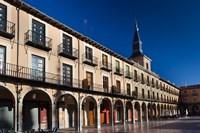 Spain, Castilla y Leon, Leon, NH Plaza Mayor Hotel by Walter Bibikow - various sizes