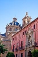 Spain, Granada Church of San Justo y Pastor by Julie Eggers - various sizes