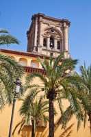 Spain, Granada The bell tower of the Granada Cathedral by Julie Eggers - various sizes