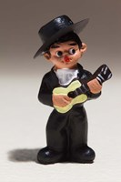 Spain, Madrid, Souvenir of Spanish Musician by Walter Bibikow - various sizes - $45.99