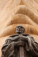 Statue of San Pedro de Alcantara, Caceres, Spain by Walter Bibikow - various sizes - $45.99