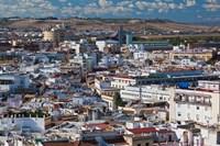 View From Torre Giralda, Seville, Spain Fine Art Print