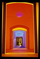 Lit Doorway in the Ciutat Vella Area, Barcelona, Spain by Stuart Westmorland - various sizes