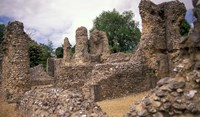 Wolvesey Castle, Wince by Nik Wheeler - various sizes, FulcrumGallery.com brand