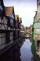 River Stour Canterbury Kent England