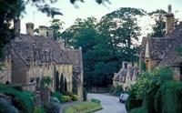 Village of Stanton, Cotswolds, Gloucestershire, England Fine Art Print