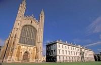 Cambridge Kings College, Cambridgeshire, England by Nik Wheeler - various sizes