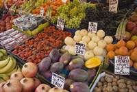 Market Stalls, Portobello Road, London, England by Inger Hogstrom - various sizes