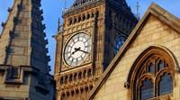 Famous Big Ben Clocktower, London, England, Great Britian by Kymri Wilt - various sizes