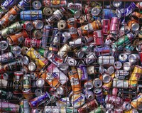Recycling, England by Paul Thompson - various sizes