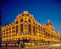Harrods London England