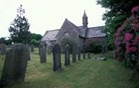 Belvintor Church, Bodmin Moor, Cornwall, England by Nik Wheeler - various sizes, FulcrumGallery.com brand