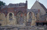 Saint Augustines Abbey Ruins, Canterbury, Kent, England by Nik Wheeler - various sizes