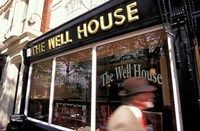 The Well House Tavern, Exeter, Devon, England Fine Art Print
