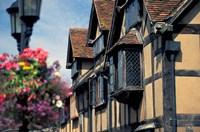 Shakespeare's Birthplace, Stratford-on-Avon, England by Nik Wheeler - various sizes
