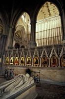 Winchester Cathedral, Hampshire, England by Nik Wheeler - various sizes