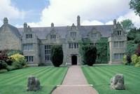 Elizabethan Manor House, Trerice, Cornwall, England Fine Art Print