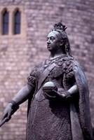Queen Victoria Statue, Windsor, England by Nik Wheeler - various sizes