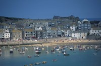 St Ives, Cornwall, England by Nik Wheeler - various sizes