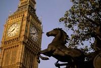 Big Ben Clock Tower London England