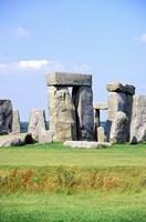 England Stonehenge Fine Art Print